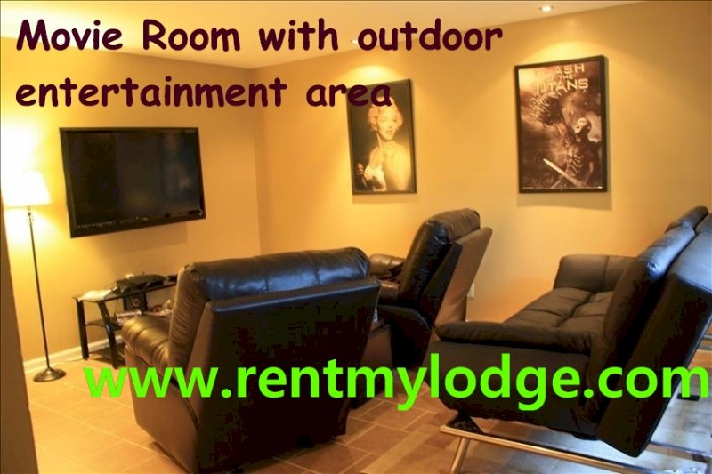 Chattanooga Movie Room, Wifi and Outdoor Intimacy, vakantiewoning in Chickamauga