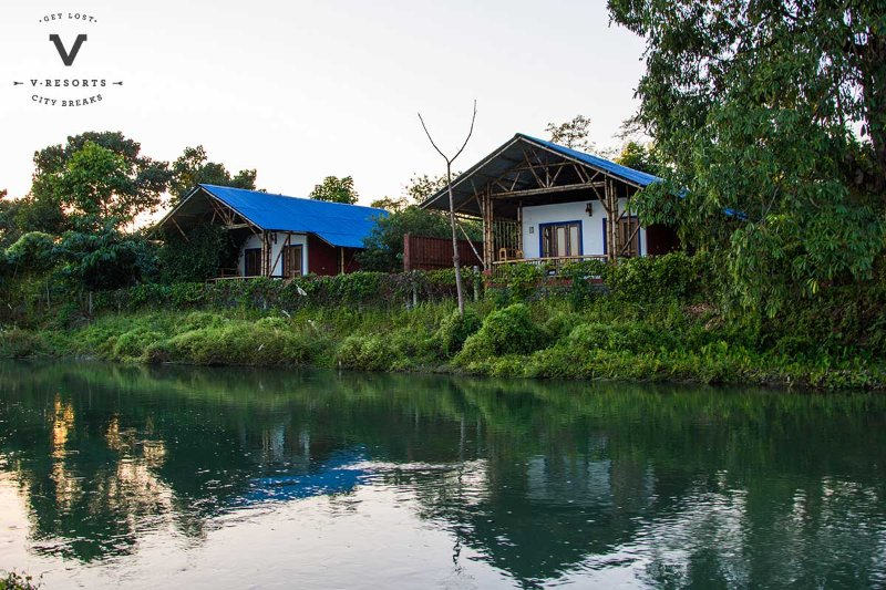 The Sikhiri Cottages, Nestled in the foothills of the Bhutan Himalayas, alquiler vacacional en Manas National Park