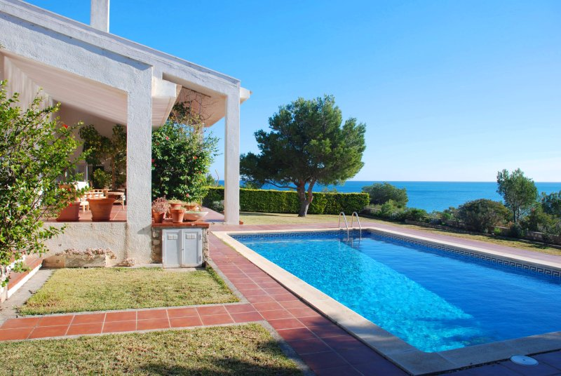 Villa Mestral, vacation rental in Calafat