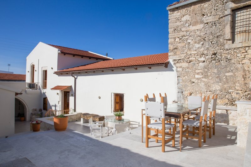 Eco Cottage Vedere, vacation rental in Rethymnon