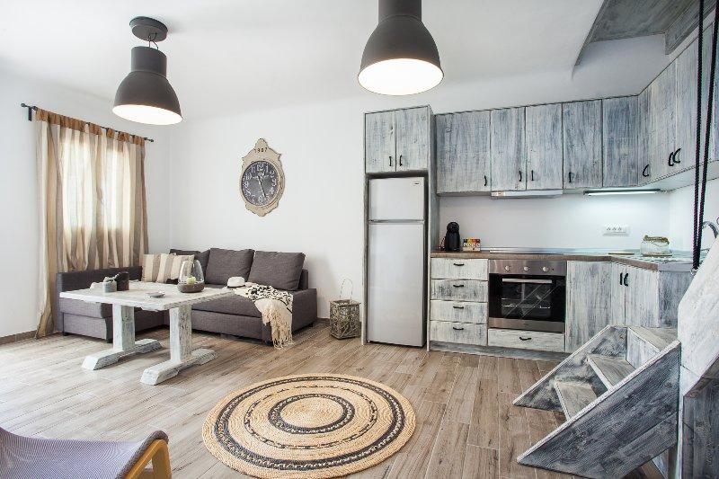 Olive Mykonos Villas - Superior Maisonette, alquiler vacacional en Ano Mera