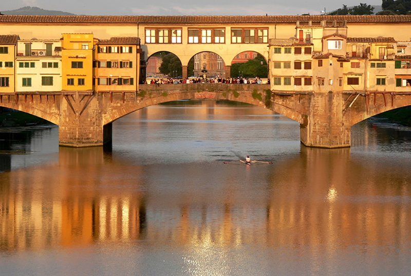 Florenz, ein Muss, während in Casa Fienile!