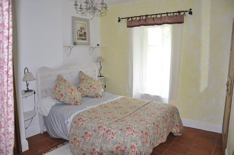 El dormitorio principal / dormitorio principal