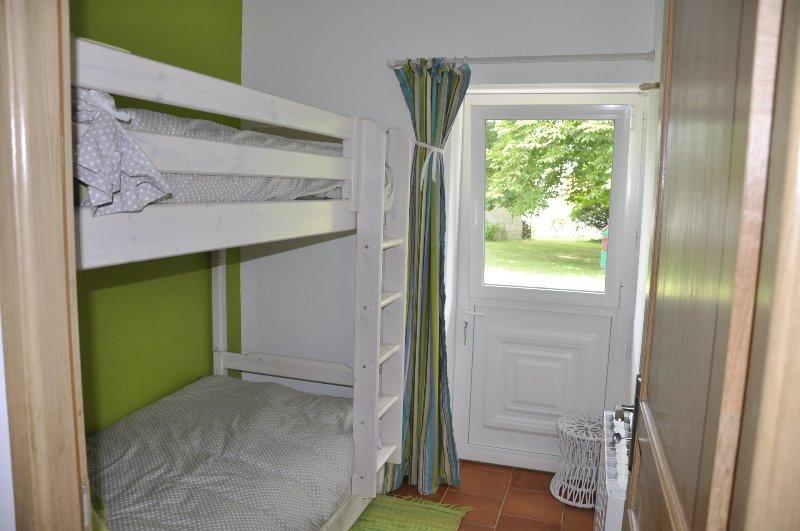 dormitorio / sala de niños de los niños