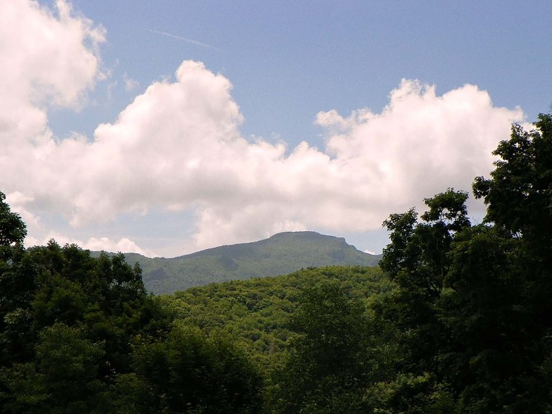 Views of Grandfather Mountain