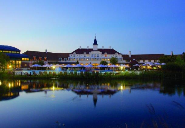 Marriott's Village d'lle-de-France, Resort Near Disneyland Paris, location de vacances à Bailly-Romainvilliers