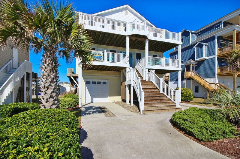 Shore Blessed, holiday rental in North Topsail Beach