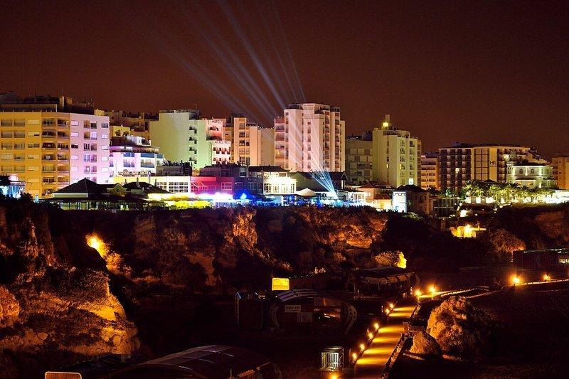 Praia da Rocha (Nuit)