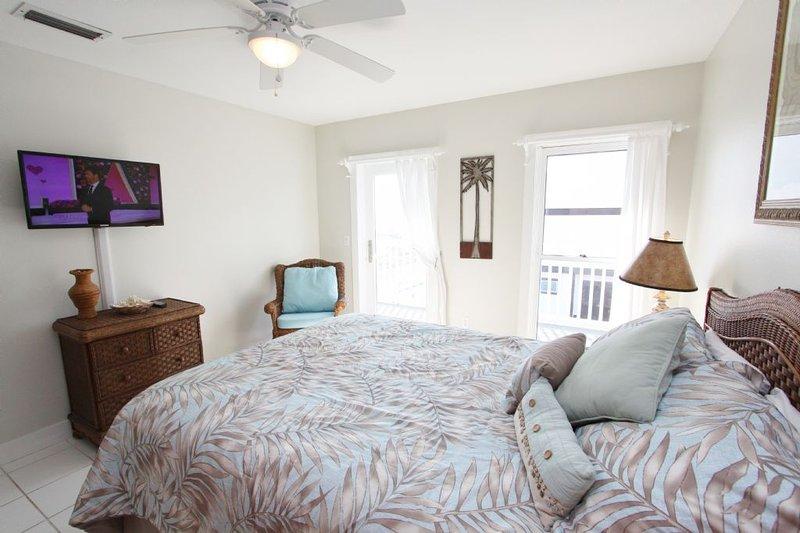 Amador Bedroom to TV