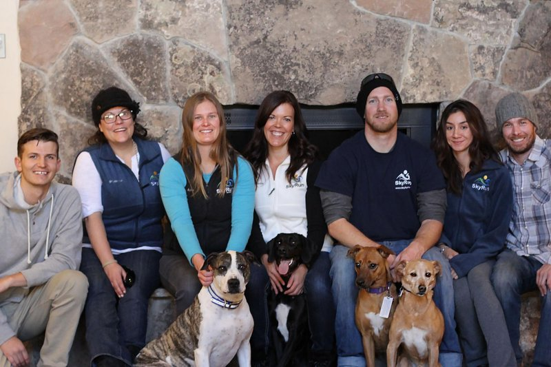 SkyRun's Full Time Staff - Let SkyRun's local, friendly & knowledgeable staff help you plan your perfect mountain vacation!