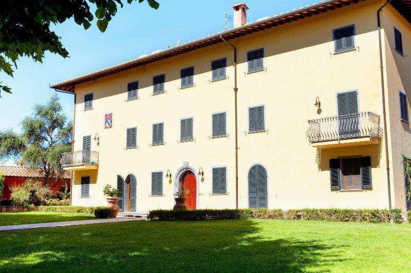 Bigattiera, holiday rental in Fucecchio