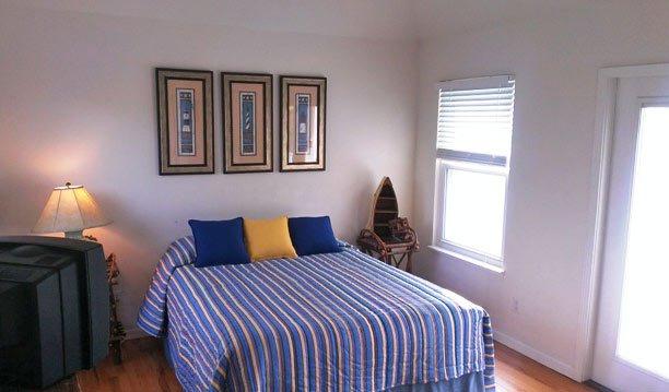 Cabana house bedroom