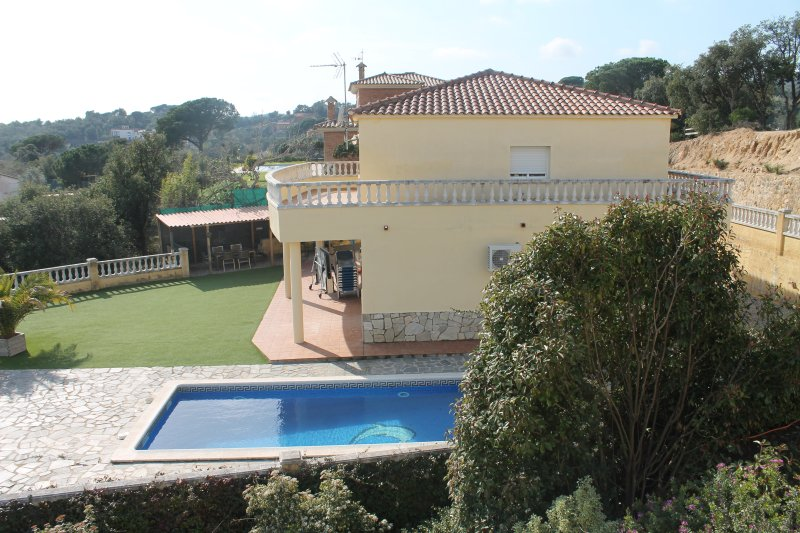 Villa Toni, vacation rental in Lloret de Mar