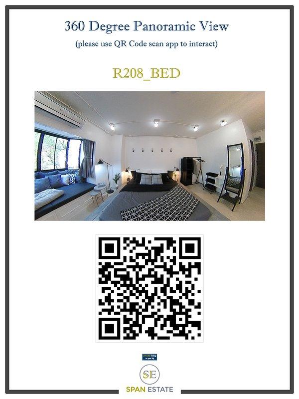 360 gradi interattivo panoramica view_R208 - BAGNO