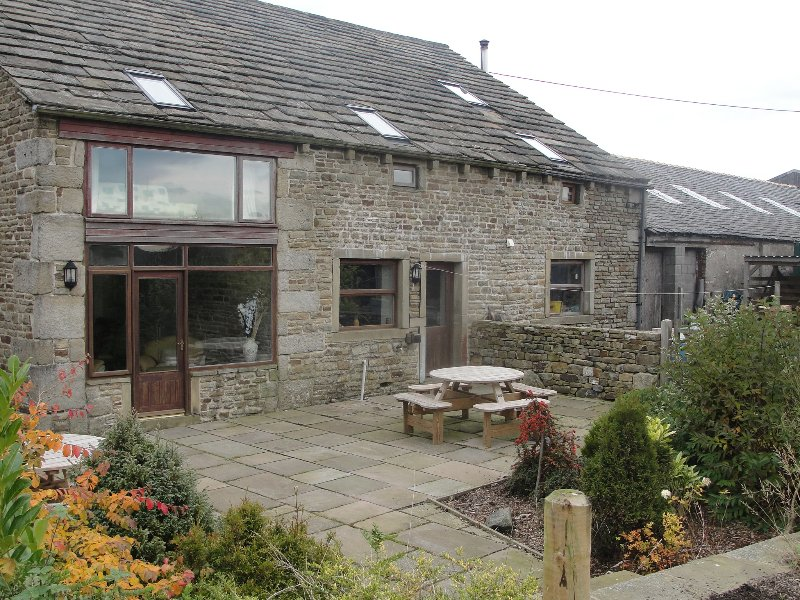 Threshings, vacation rental in Colne