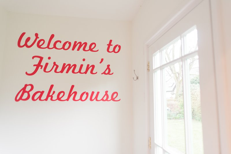 Welcome to Firmin's Bakehouse