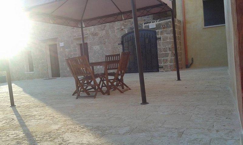 Casale IL PALMENTO in masseria La Maestà, vacation rental in Sannicola