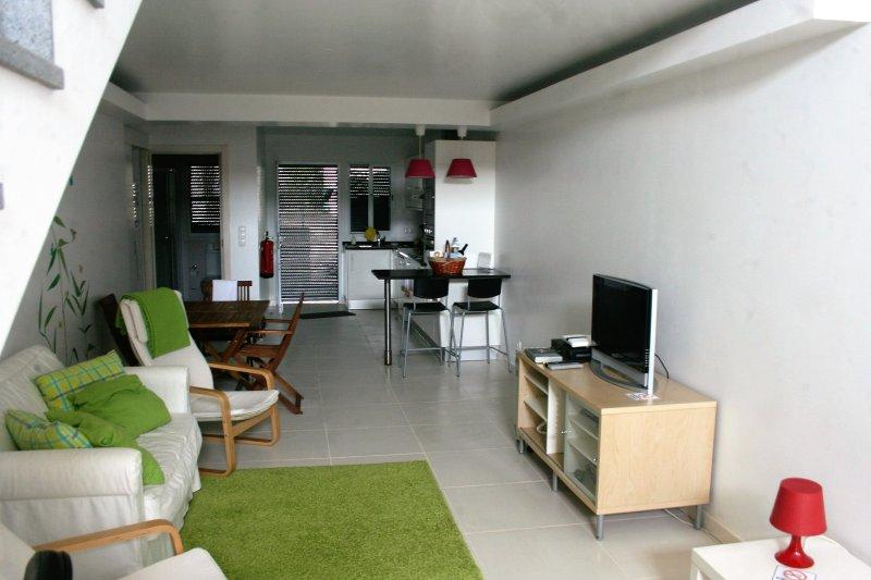 Casa do Poema, vacation rental in Agua Retorta
