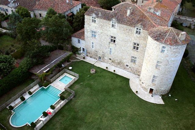 La maison du château de Fourcès, holiday rental in Mezin