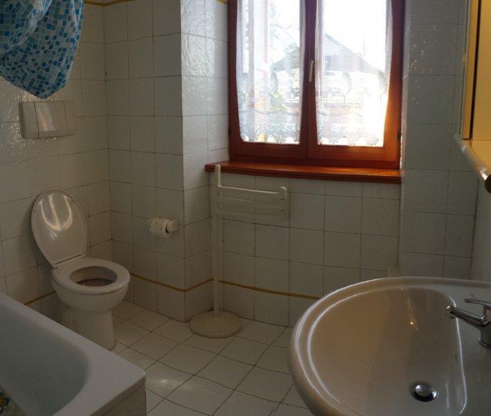 casa de banho Terminillo Baita