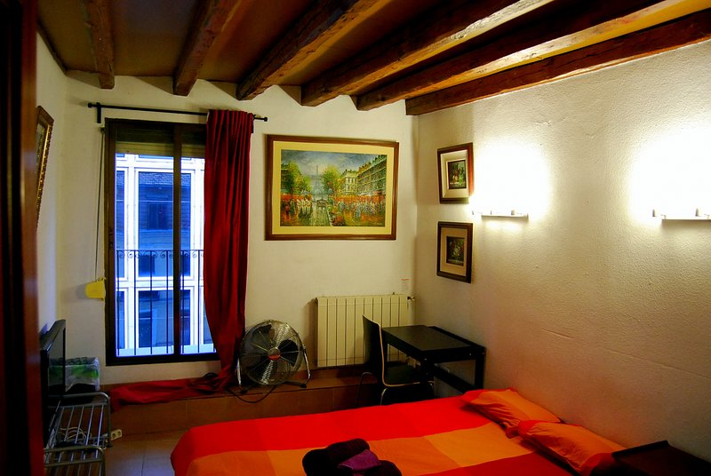 location appart Madrid Chambre Double