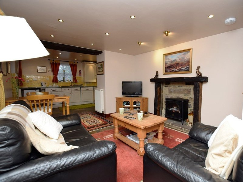 The Smithy Ashford in the Water, holiday rental in Bakewell