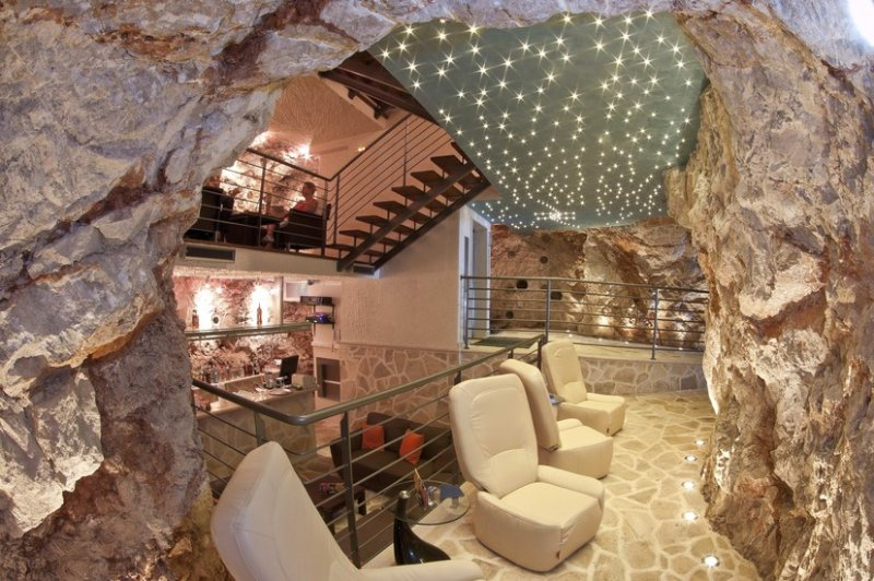 Cave bar - 10 min from apartment