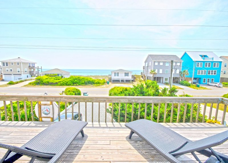 Grand Ocean View from house
