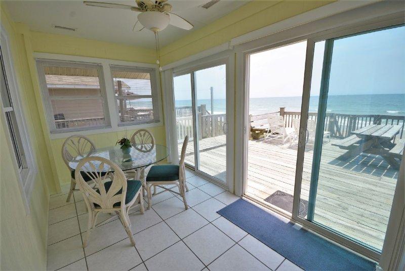 Oceanfront Sunroom