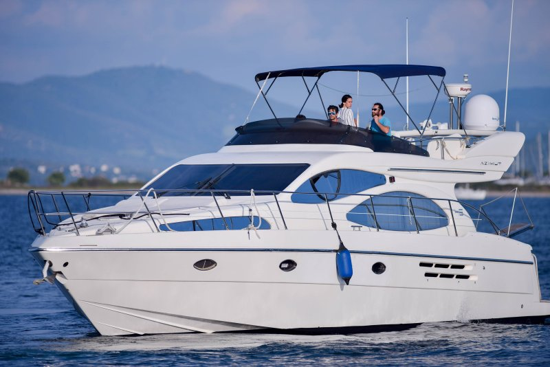 Rio Frio Yacht, aluguéis de temporada em Lefkada Town