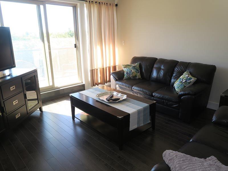 Living Room overlooking greenspace