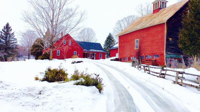 Classic Vermont Farmhouse in the Northeast Kingdom