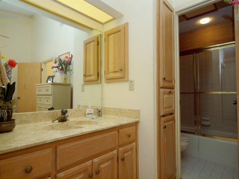 Camp Warnecke - C218-Guest Bathroom