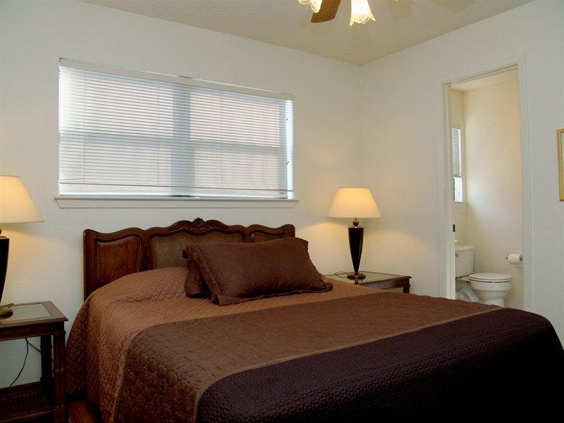 Comal River 313-Master Bedroom