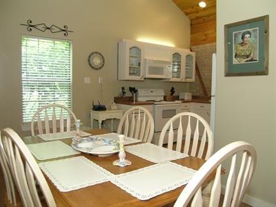 La salle à manger Seidel Haus d'Oma