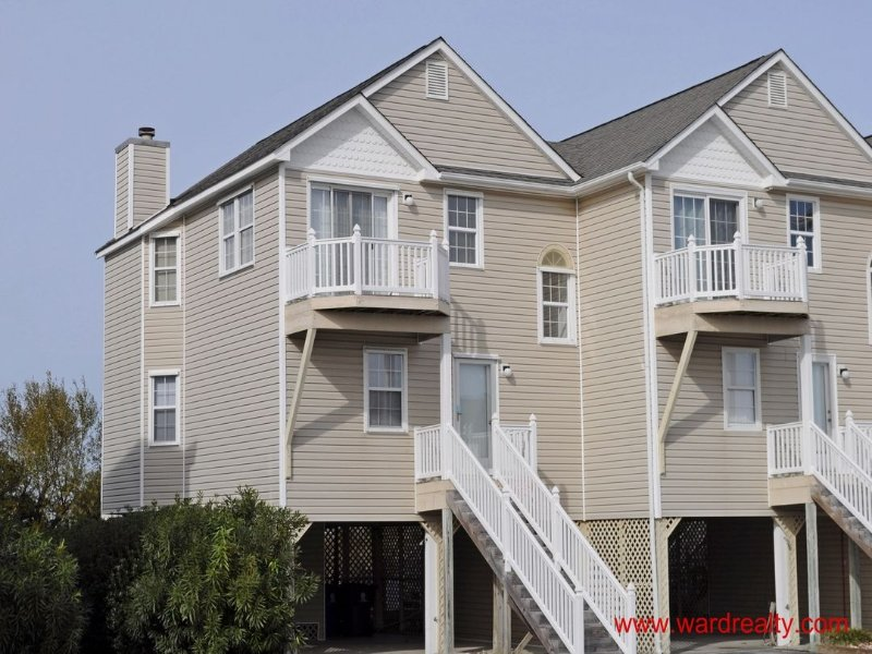 Summer Breeze, vacation rental in North Topsail Beach