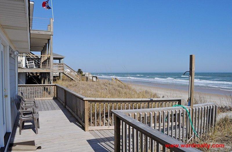 Oceanfront Sun Deck