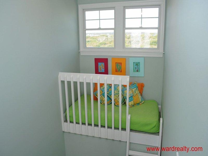 3rd Floor Loft Bed in Stairwell