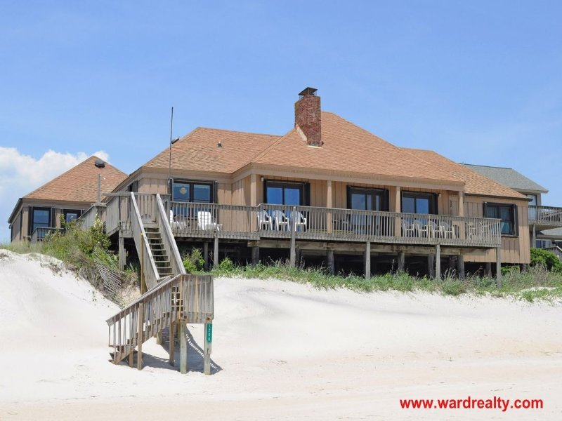 Oceanfront Exterior - Pre Florence