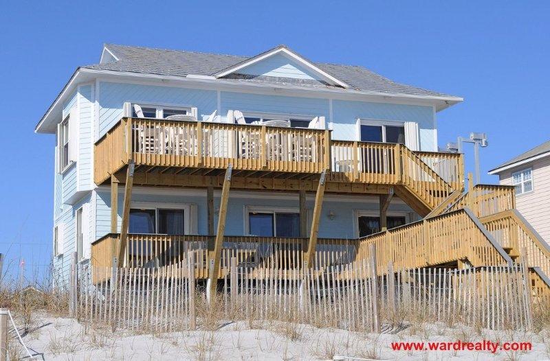 Blue Skies, vacation rental in North Topsail Beach