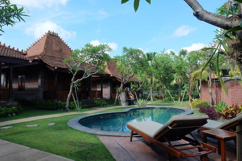 Villa Hening Bali, holiday rental in Bedulu