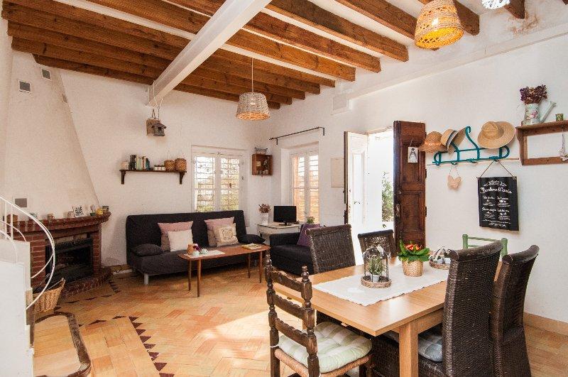 Casa Rural El Paraíso de Társila, location de vacances à Villajoyosa