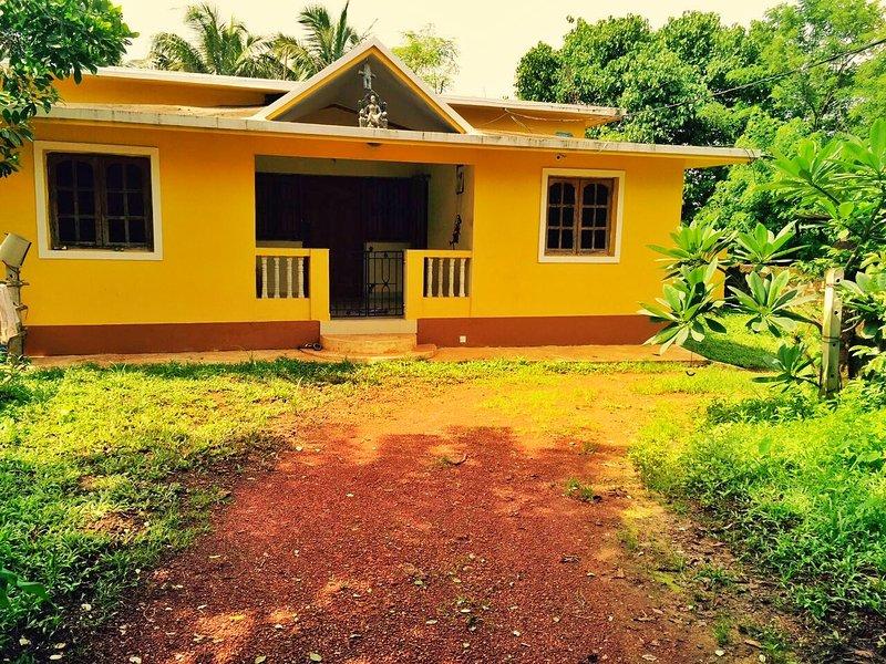 Villa Travelo Goa