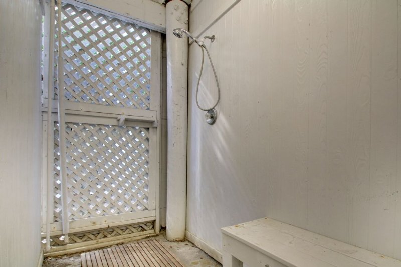 Great Outdoor Shower!