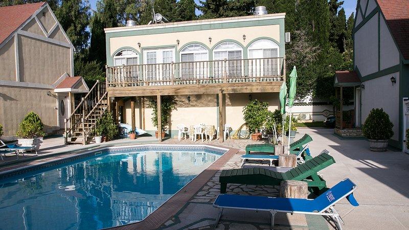 ermolaos hillside village, location de vacances à Atheras