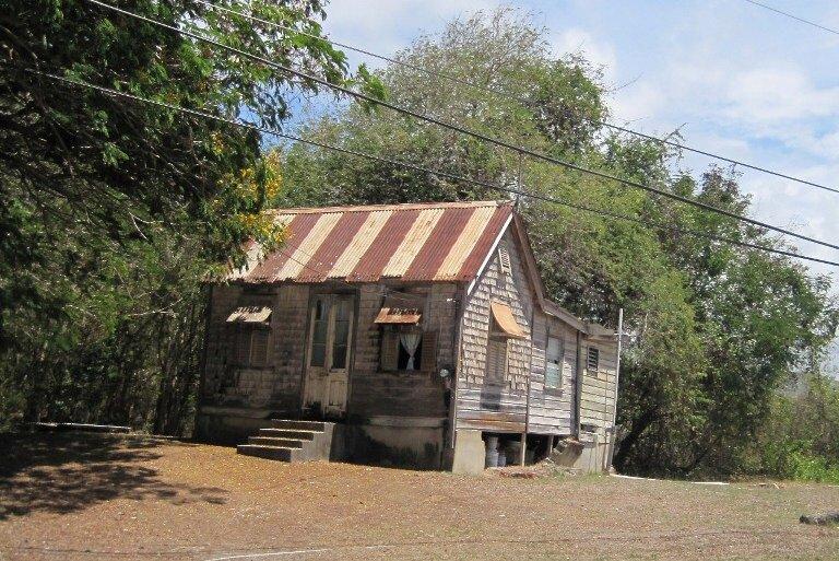 Casa típica Chattel