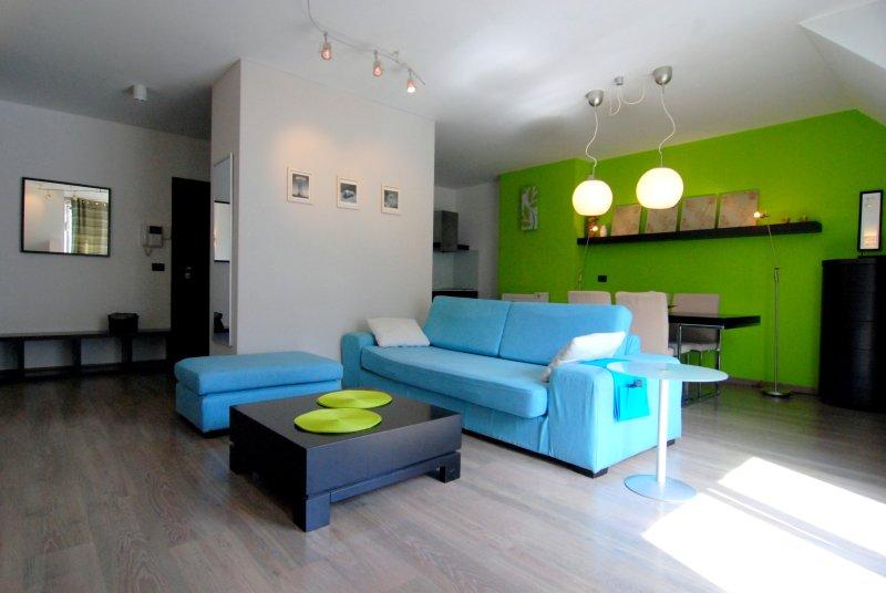 Baratero Terrasse Apartment, vacation rental in Vladaya