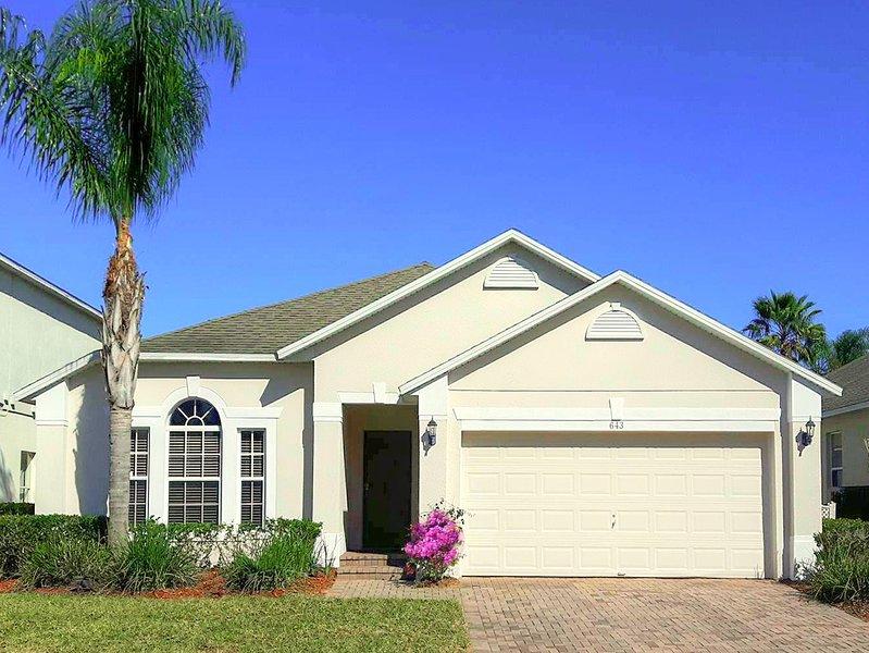Gibson Grove Villa, vacation rental in Orlando