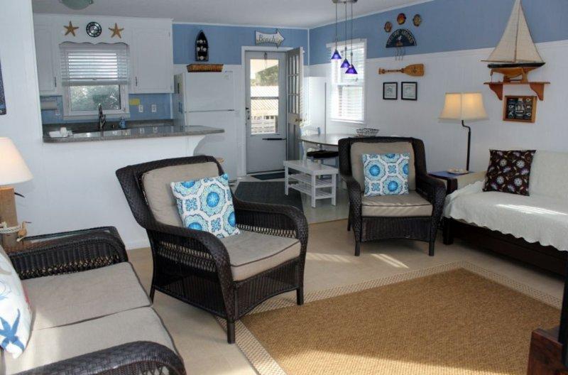Living Room/ Dining/ Kitchen Level 2