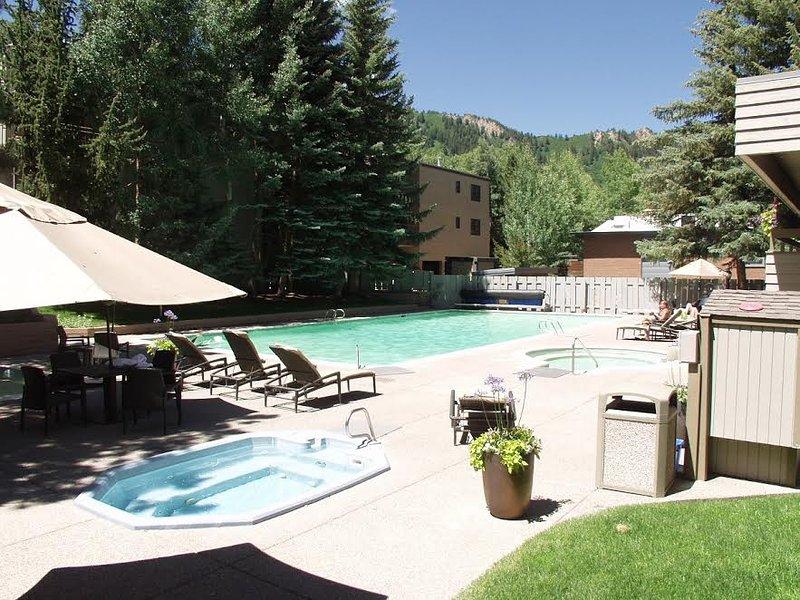 Grootste zwembad in Aspen